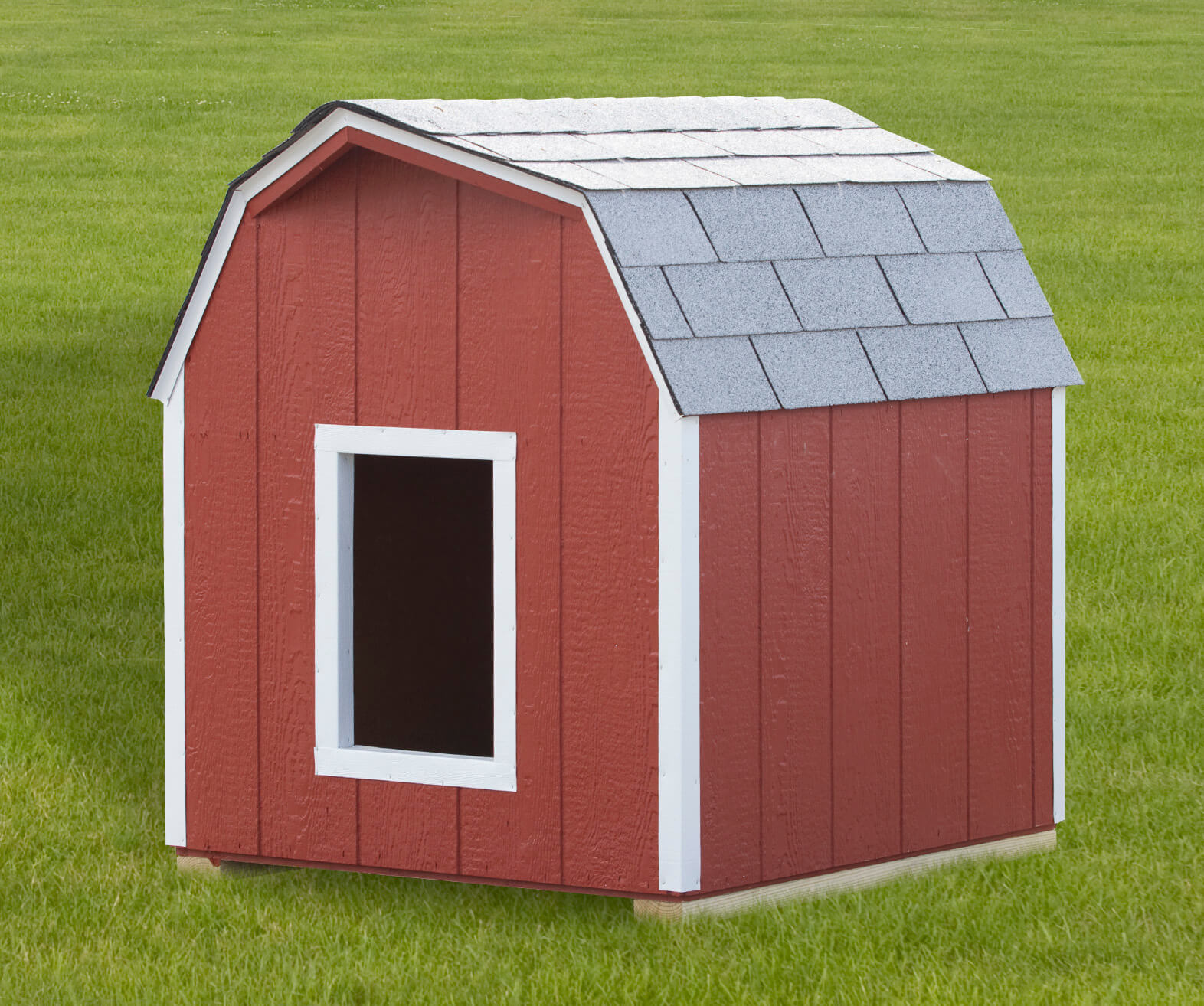 Red Dog House.