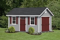 10'x16' Classic Garden Cottage