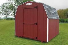 Small Red Newport Shed