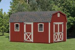 12'x16' Pine Dutch Barn