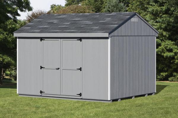 10'x12' Economy Cottage Shed