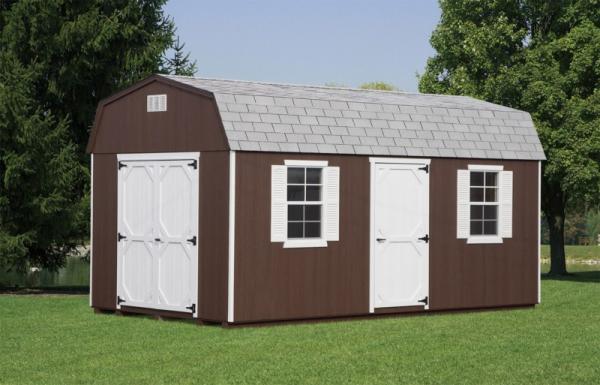 Dutch Barn shed