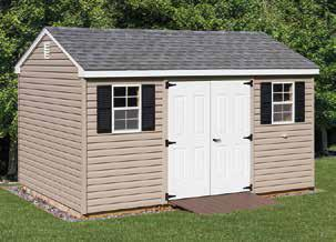 10'x14' Cottage