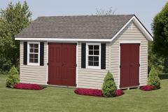 10'x16' Classic Cottage