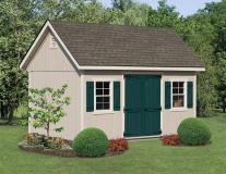 12'x16' Classic Garden Cottage