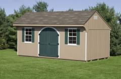 Quaker Style Shed