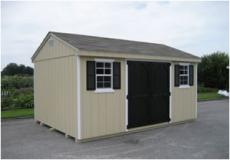 10 x 14 Cottage Shed