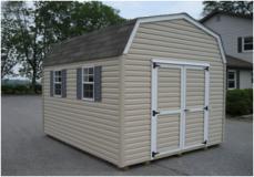 10 x 16 Dutch Barn shed