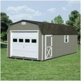 12'x24' Dutch Barn Garage