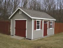 12 x 16 Classic Garden Cottage