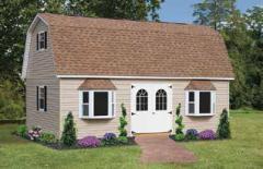15'x26' 2-Story Classic Dutch Barn