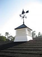 Cupola and Weather Vane